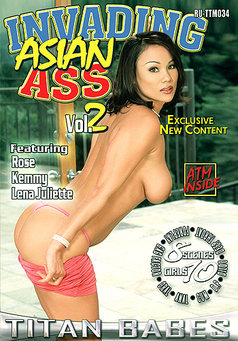 Invading Asian Ass #2