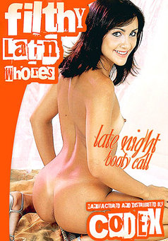 Filthy Latin Whores #3