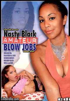 Nasty Black Amateur Blow Jobs #7