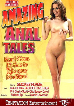 Amazing Anal Tales #1