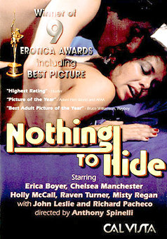 Nothing To Hide #1