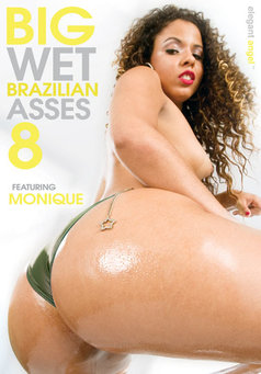Big Wet Brazilian Asses #8