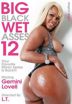 Big Black Wet Asses #12
