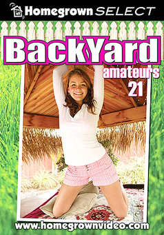 Backyard Amateurs #21
