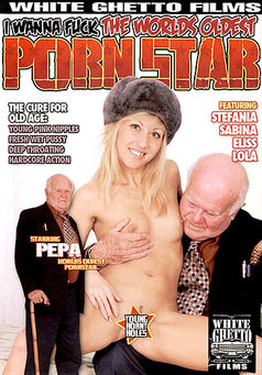 I Wanna Fuck The World's Oldest Porn Star #1