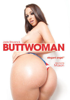 Jada Stevens is Buttwoman #1