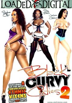 Black Curvy Cuties #2