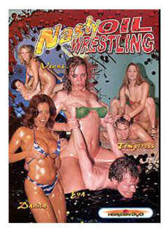 Nasty Oil Wrestling #1