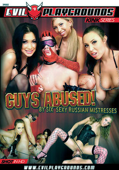 Guys Abused #1