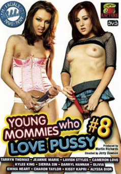 Young Mommies Who Love Pussy #8