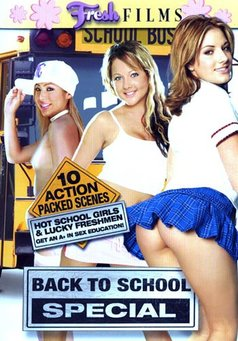 Back To School Special #1