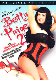 Reincarnation Of Betty Paige #2