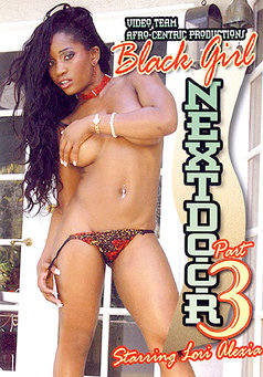 Black Girl Next Door #3