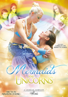 Mermaids and Unicorns #1