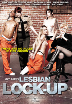 Lily Cade's Lesbian Lock-Up #1