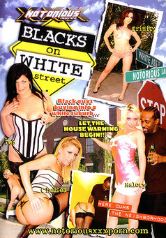Blacks On White Street #1