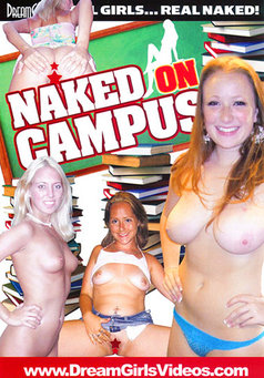 Naked On Campus #1