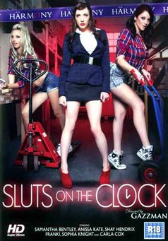 Sluts On The Clock #1