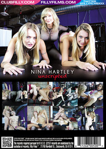 Back cover - Nina Hartley Unscripted