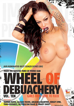 Wheel Of Debauchery #10