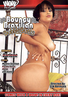 Bouncy Brazilian Bubble Butts #7