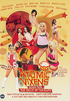Atomic Vixens Escape From The Valley of Sluts! #1