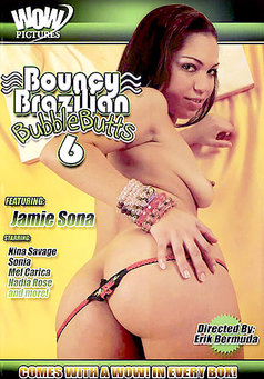 Bouncy Brazilian Bubble Butts #6
