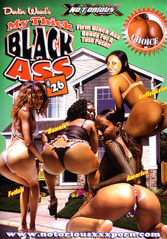 My Thick Black Ass #26