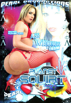 Ass Whores From Planet Squirt #1