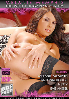 Melanie Memphis The Wild Hungarian Beauty #1