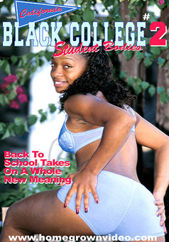 Black California College Student Bodies #2