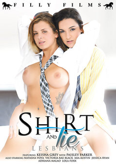 Shirt and Tie Lesbians #1