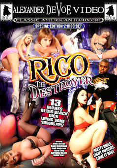 Rico The Destroyer #1