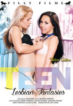 Teen Lesbian Fantasies #1