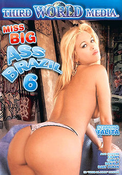 Miss Big Ass Brazil #6