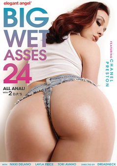 Big Wet Asses #24 DVD