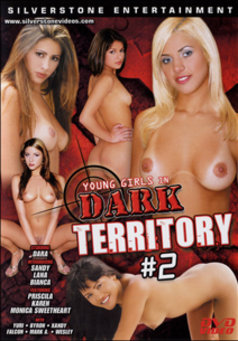 Young Girls in Dark Territory #2