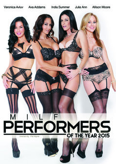 Milf Performers of the Year 2015 DVD