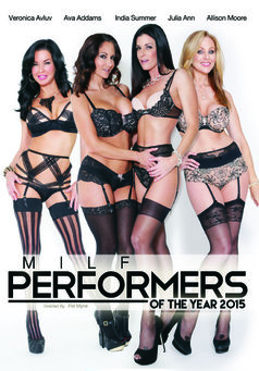 Milf Performers of the Year 2015 #1