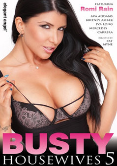 Busty Housewives #5 DVD