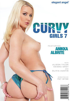 Curvy Girls #7 DVD