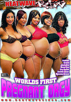 Worlds First Pregnant Orgy #1