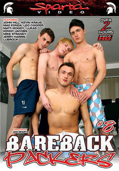 Bareback Packers #8