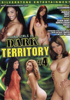 Young Girls in Dark Territory #4