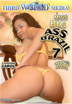 Miss Big Ass Brazil #7