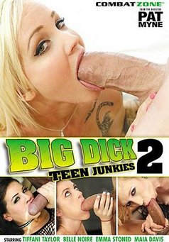 Big Dick Teen Junkies #2