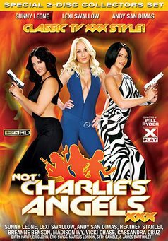 Not Charlies Angels Xxx #1