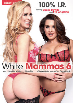 White Mommas #06 DVD