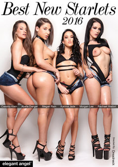 Best New Starlets 2016 DVD