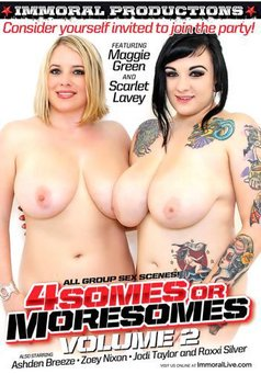 Foursomes Or Moresomes #2